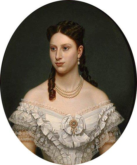 Dronning Louise – en ukuelig kvinde