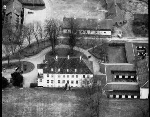 Mit Krogerupliv som barn og halvvoksen 1954-1964