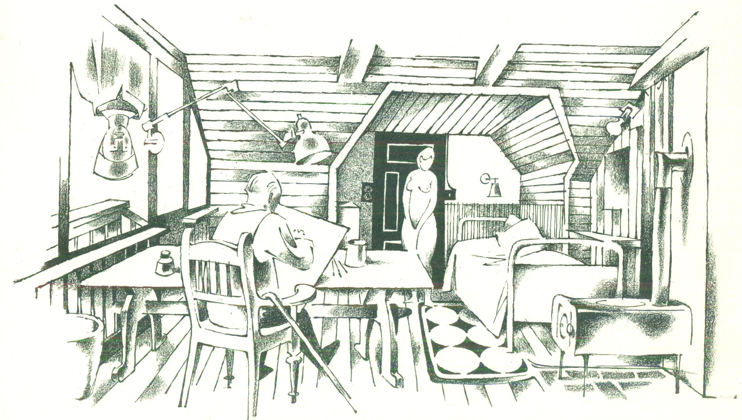Billedmageren fra Dageløkke