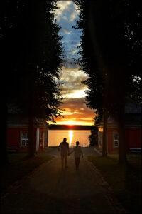 Eremitagealléen – novelle af Sophus Bauditz